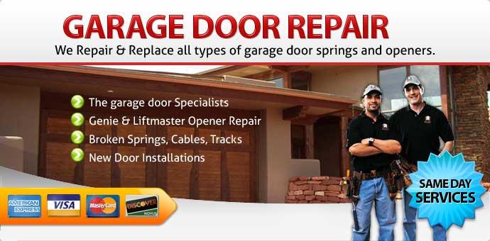 garage door repair orange ca